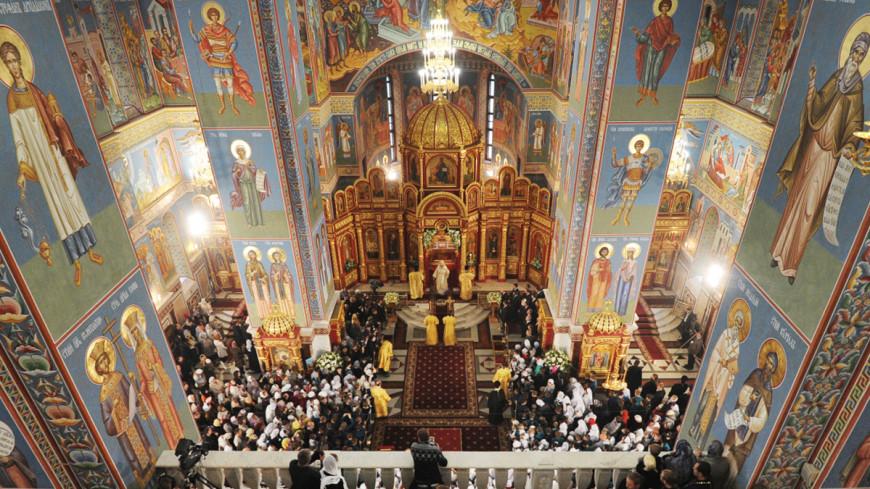 Волшебная ночь: христианский мир отмечает Рождество