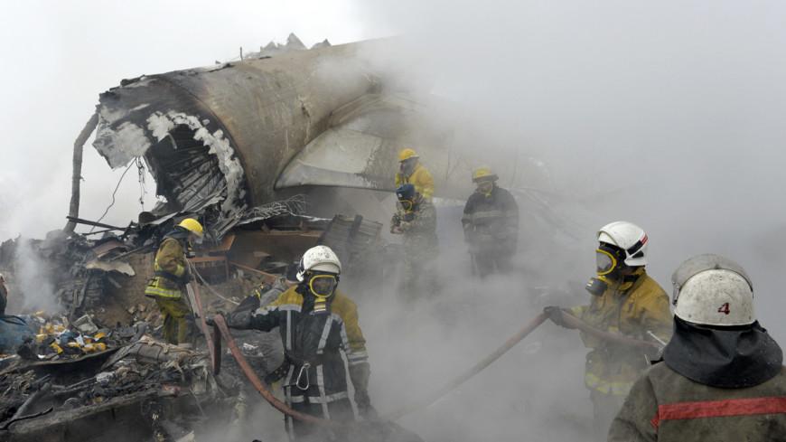 Расследовать крушение Boeing под Бишкеком будет МАК