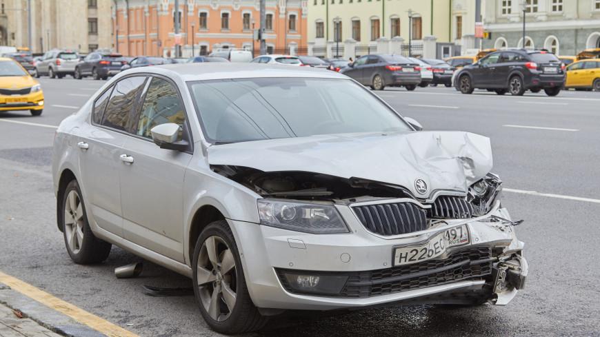 Число ДТП в России сократилось на 6%