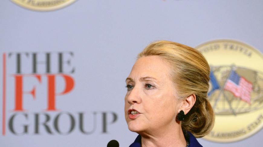 Хиллари Клинтон напишет книгу о борьбе за президентское кресло