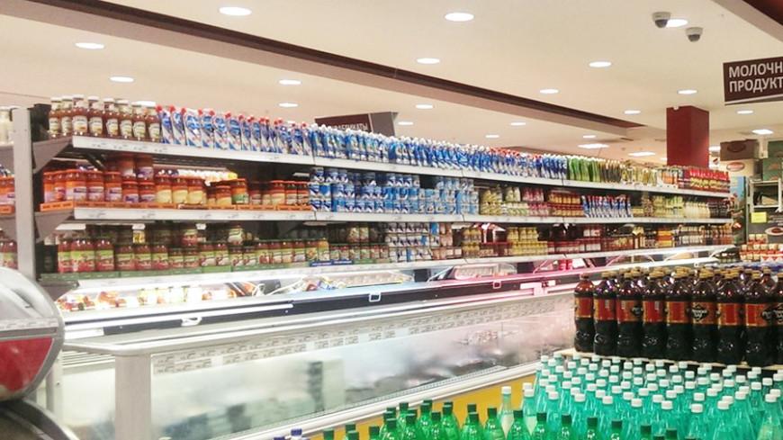 Знак качества: полезные российские продукты будут помечать особо