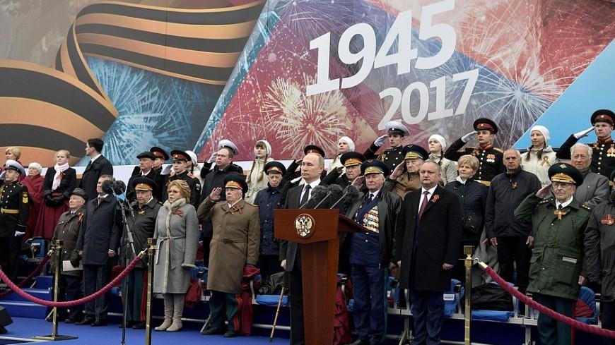 Спикер парламента Молдовы предложил сделать 9 мая днем примирения