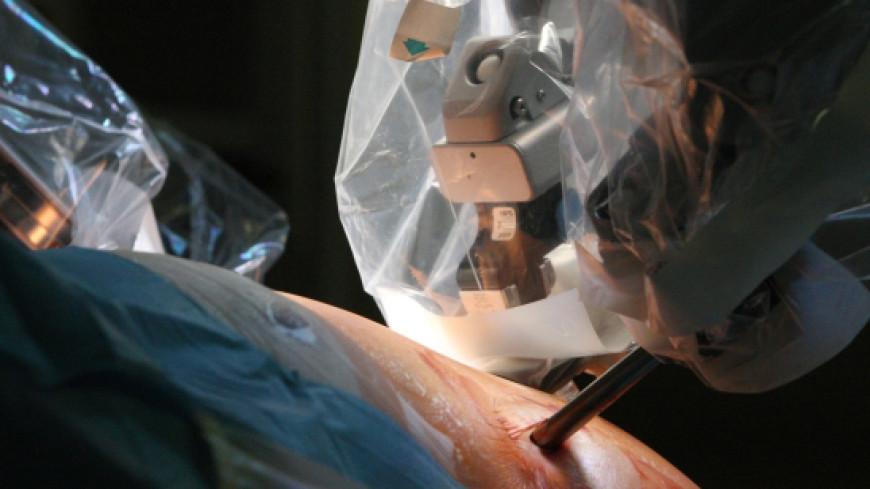 Российские ученые создали робота-хирурга мощнее американского
