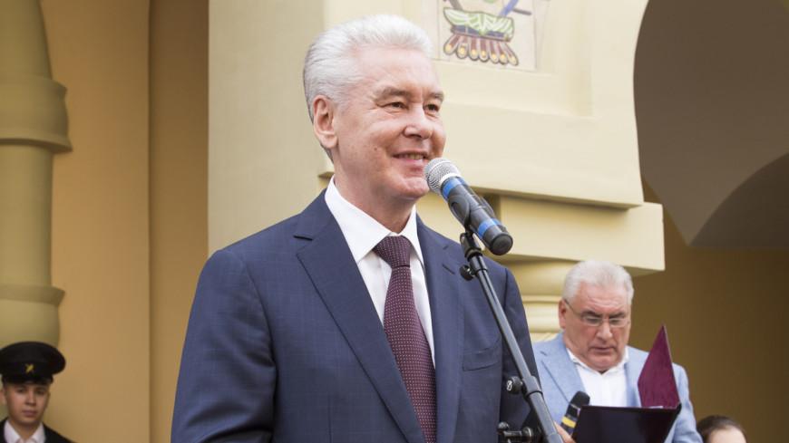 Собянин: Нет ничего священнее защиты Отечества