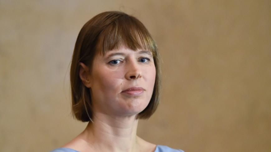 Who is леди Кальюлайд: в Европе не признали президента Эстонии