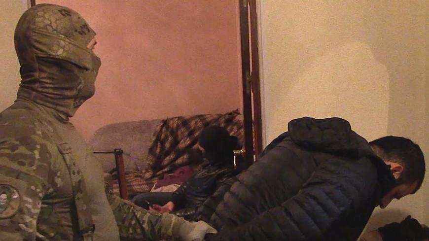 Один из задержанных за терроризм работал в Москве таксистом