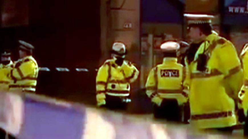 Фургон в Лондоне въехал в вышедших из мечети людей