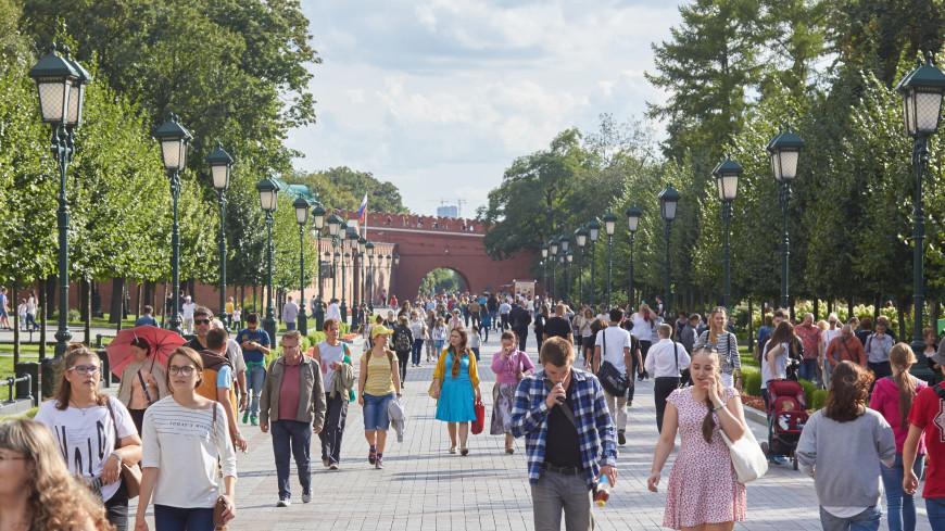 Что раздражает жителей Москвы?