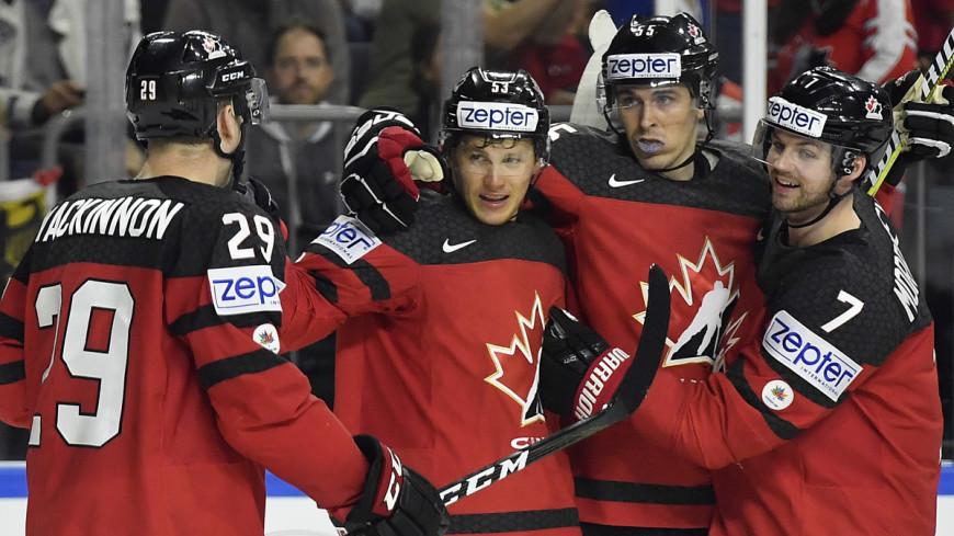 Хоккейная классика: в полуфинале ЧМ встретятся Россия и Канада
