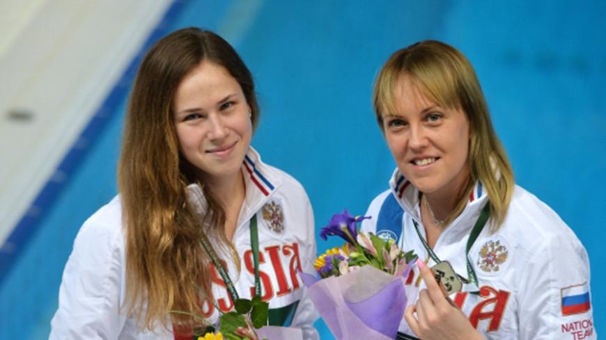Россиянки завоевали золото чемпионата Европы по прыжкам в воду