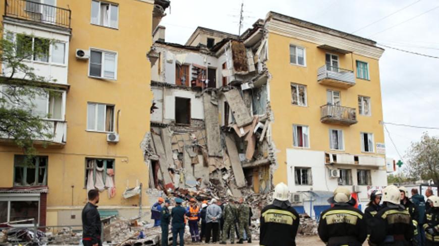 Дом в Волгограде, где взорвался газ, полностью снесут