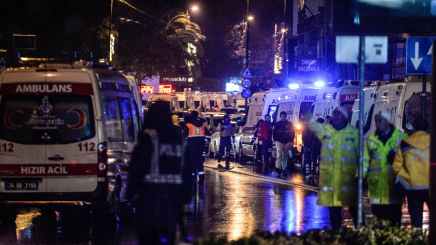 Жертвами стамбульского террориста стало много иностранцев