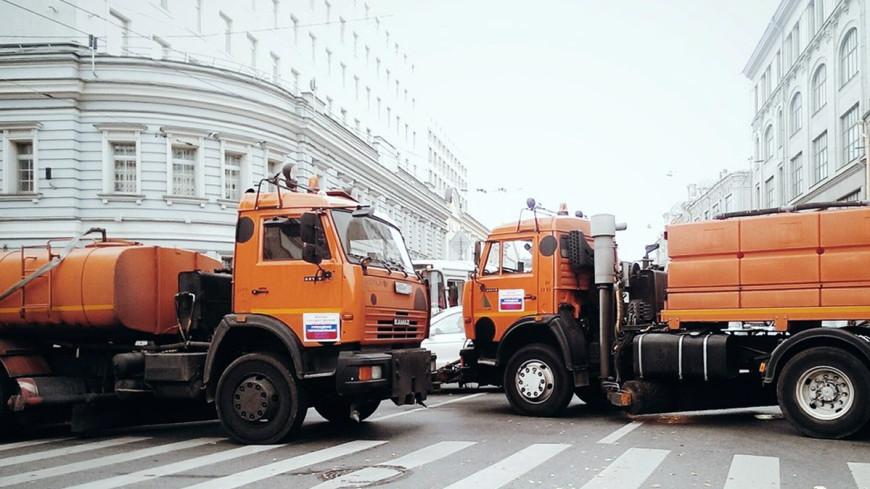 Провалы грунта в Москве объяснили природными аномалиями