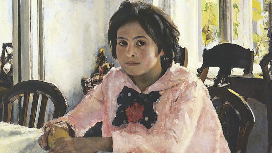 Картина «Девочка с персиками»: почему фрукты зеленые