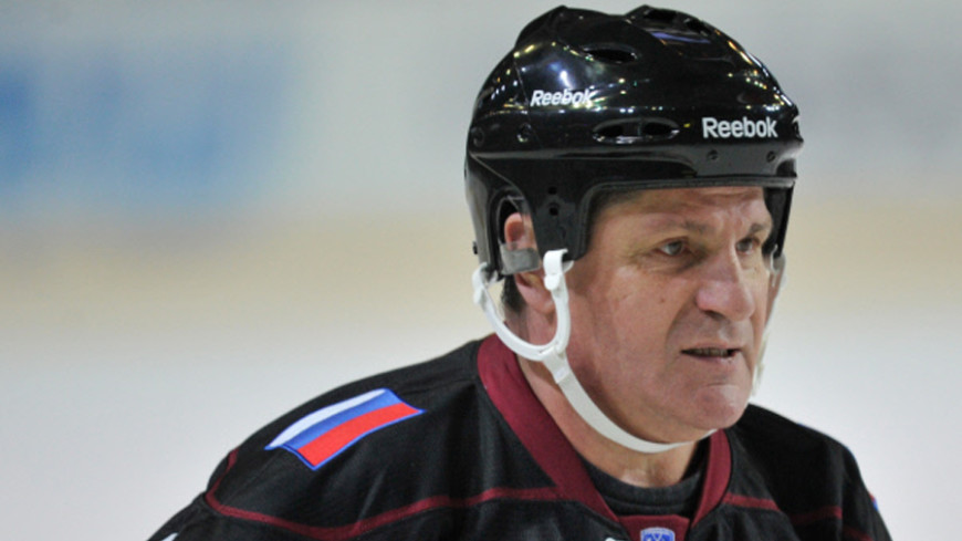 Легенда №24: Сергей Макаров включен в Зал славы НХЛ