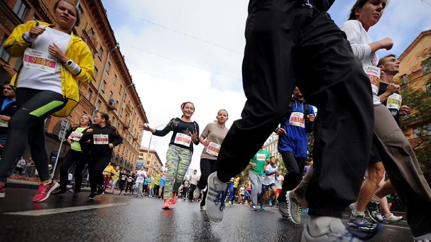 Кто не рискует, тот не бежит марафон