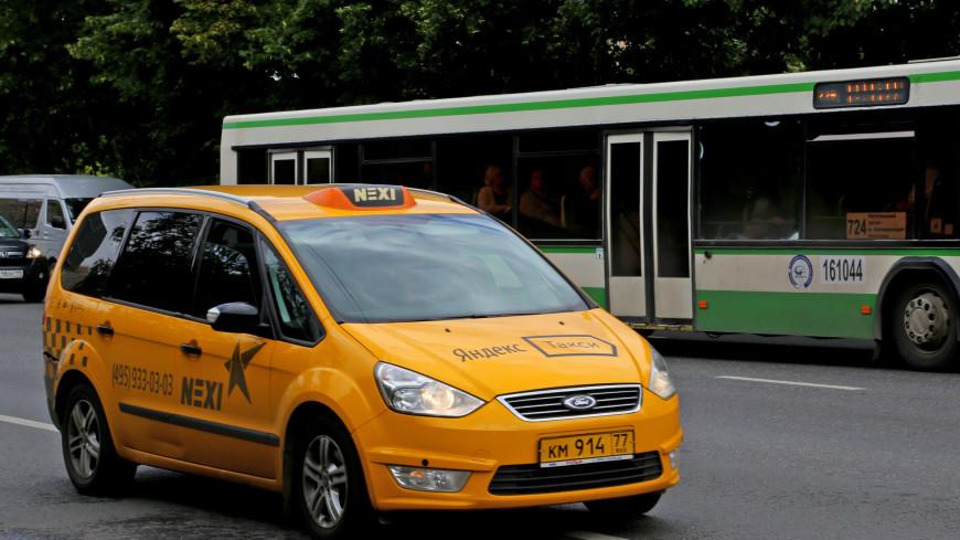 В Москве вооруженные ножом «пассажиры» угнали такси