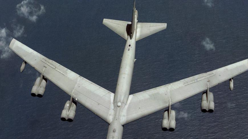 Минобороны России: Американский Б-52 разбомбил мирную деревню