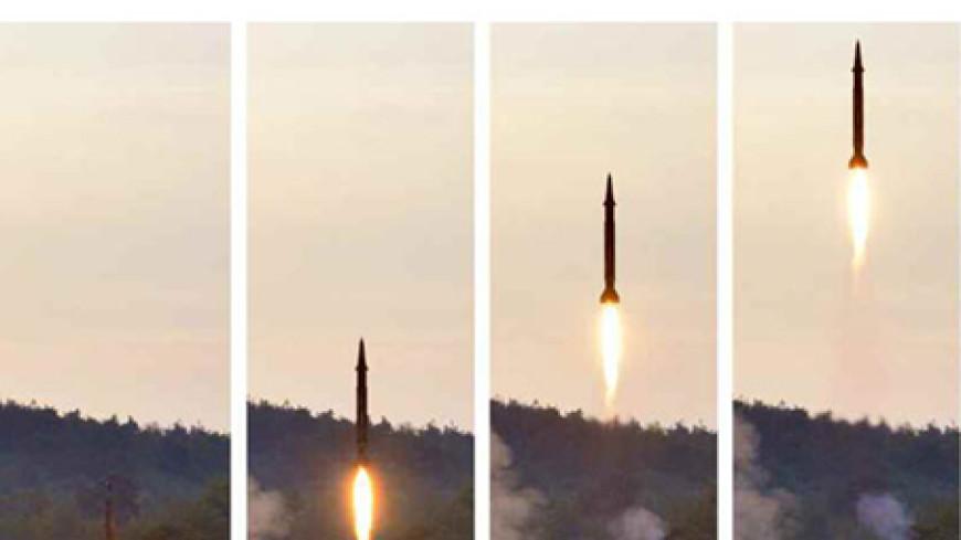 КНДР подтвердила успешный запуск баллистической ракеты