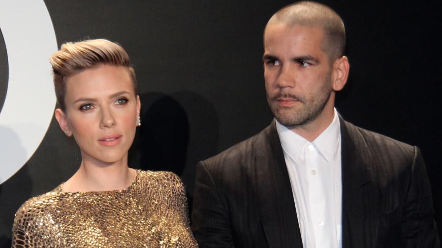 СМИ: Скарлетт Йоханссон расстается со вторым мужем