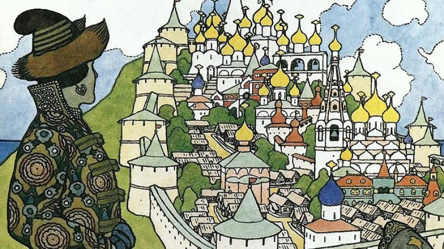 В Нижнем Новгороде установят «трон царя Салтана»