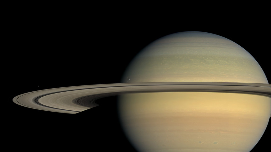 На одном из спутников Сатурна может скрываться жизнь