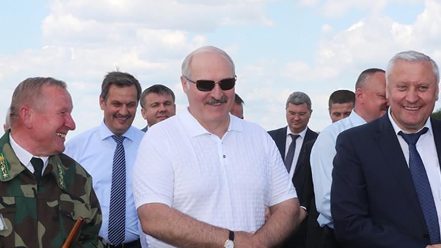 Лукашенко рассказал, как любит отдыхать