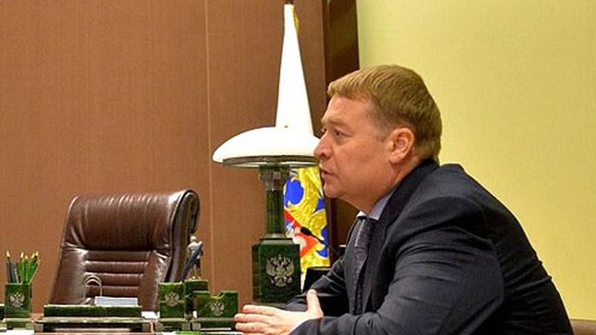 Маркелов освобожден от должности главы Марий Эл