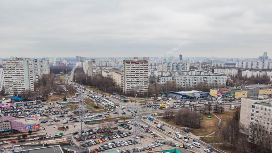 Концентрация сероводорода на юго-востоке Москвы превышена в 17 раз