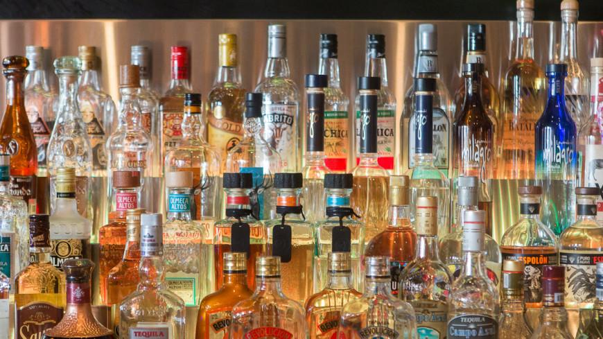 Акцизные марки довели виски и ром до исчезновения