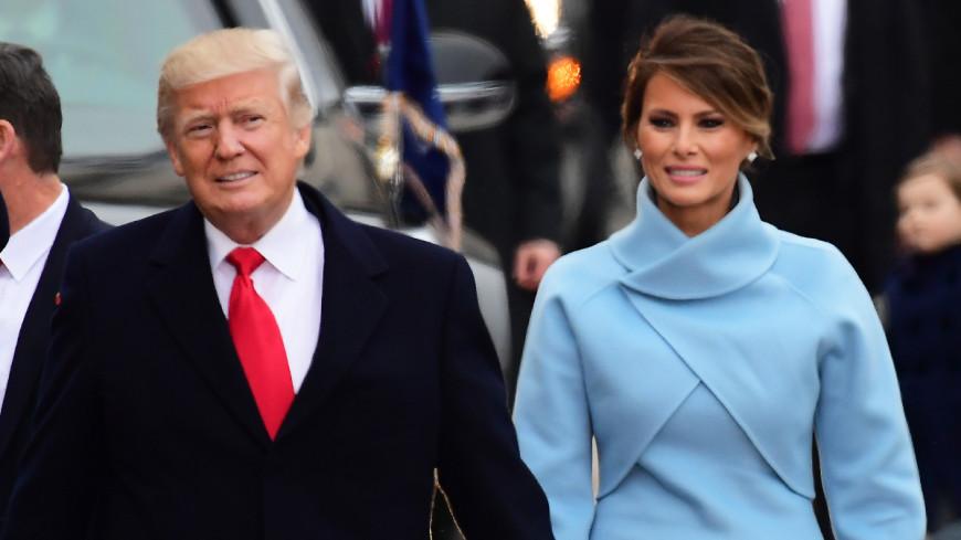 Эксклюзивный наряд Меланьи Трамп нашли на киевском рынке
