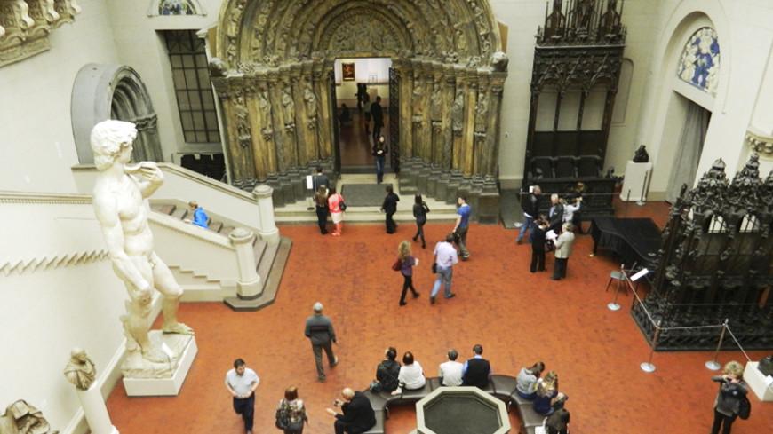 Все дети с 1 января смогут бесплатно ходить в музеи