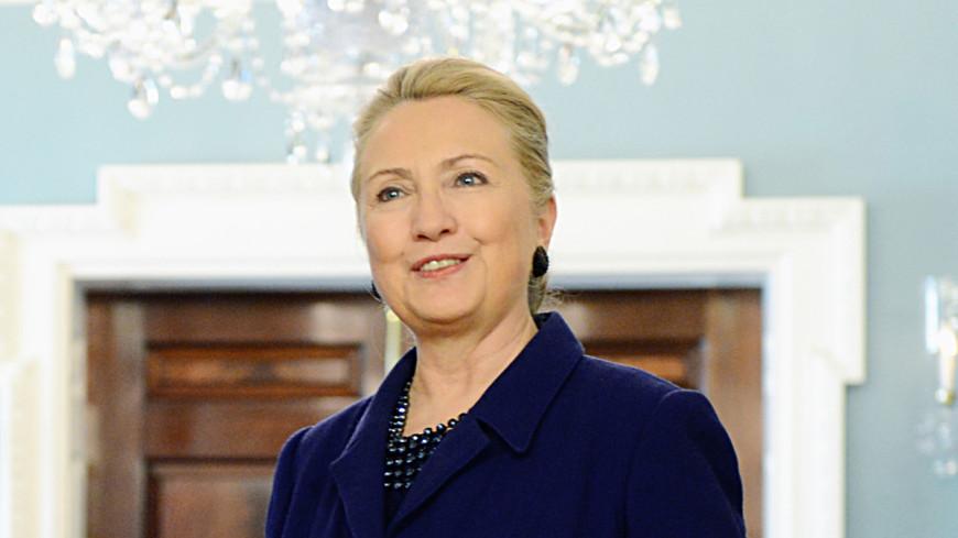 Клинтон пообещала Мишель Обаме позаботиться об огороде в Белом доме