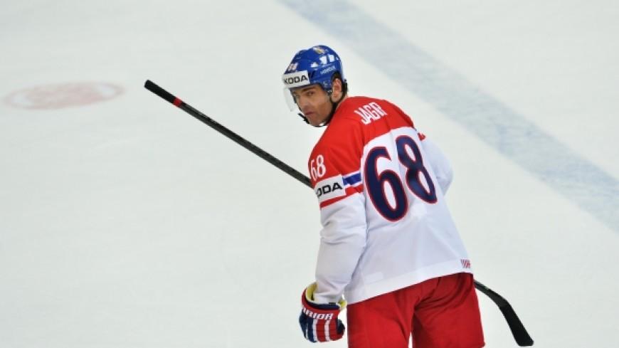 «Вечный»  Яромир Ягр собрался играть в хоккей до 55 лет