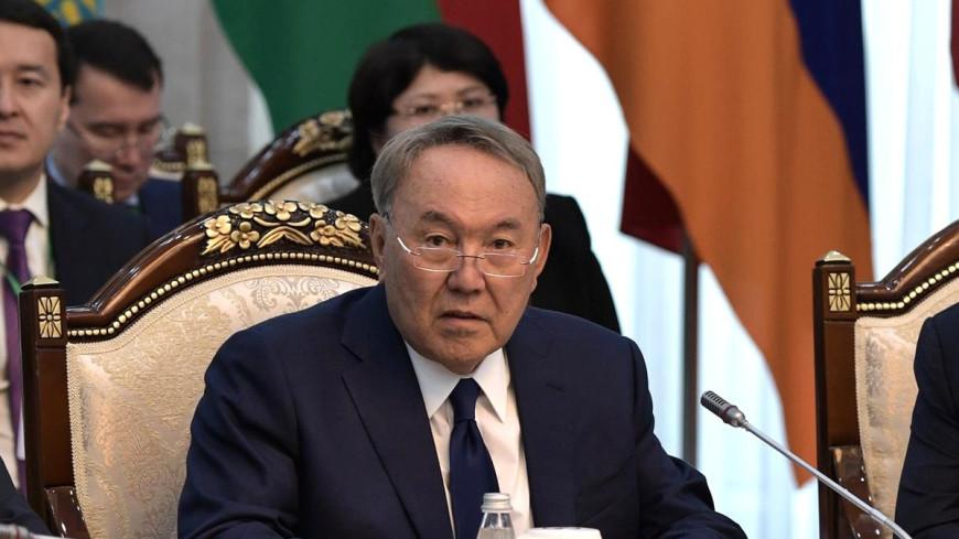 Назарбаев приехал в Пекин для участия в форуме «Один пояс, один путь»