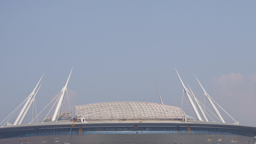 Власти Петербурга справились с вибрацией на «Зенит-Арене»