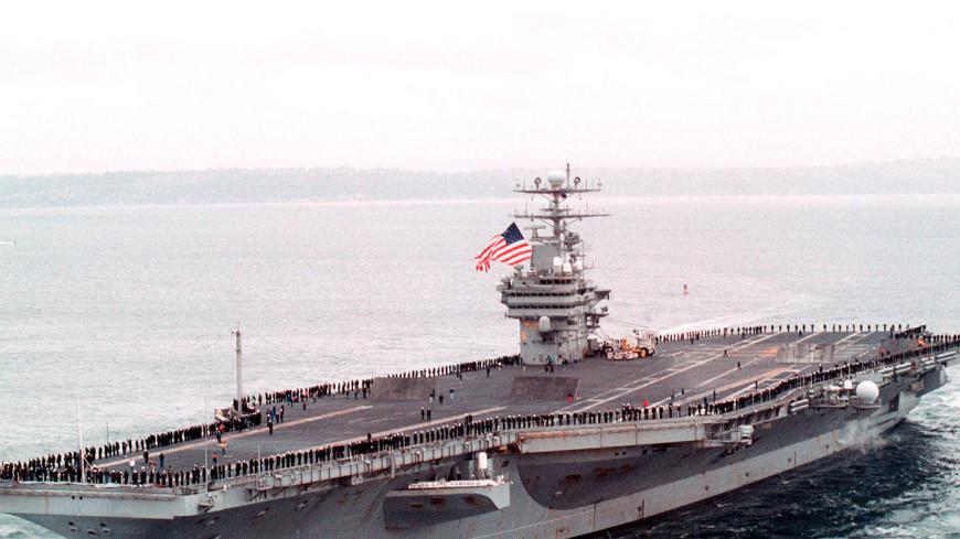Неожиданный поворот: авианосец США отправился к берегам Южной Кореи