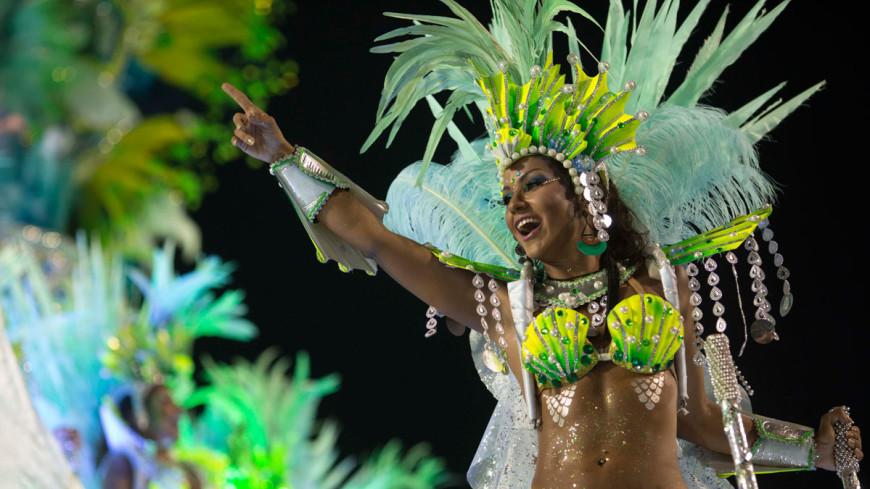 Карнавал в Рио-де-Жанейро: буйство красок и плоти