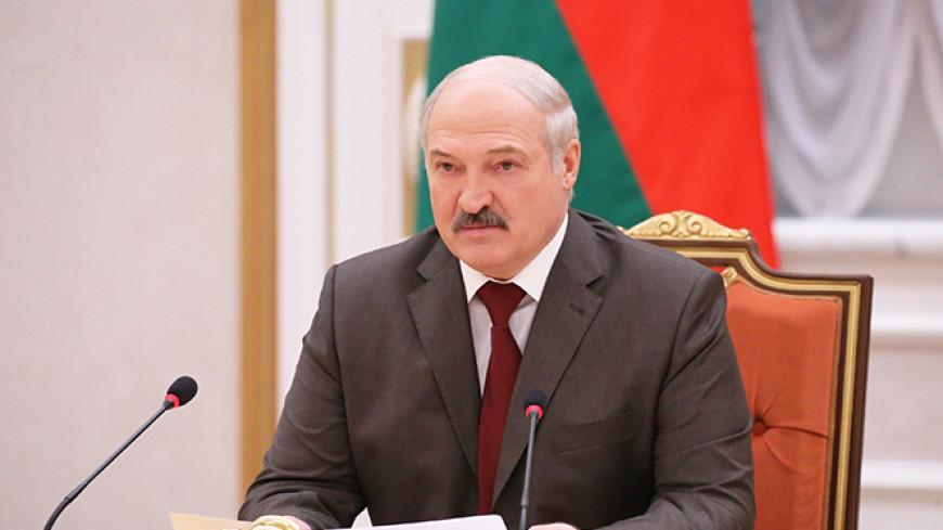 Лукашенко назвал отвратительными результаты белорусских хоккеистов