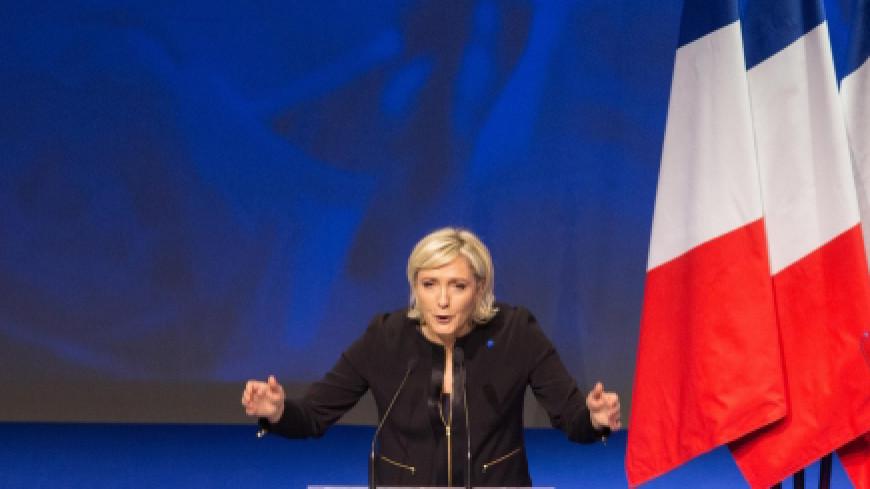 Марин Ле Пен увеличила шансы на победу на президентских выборах