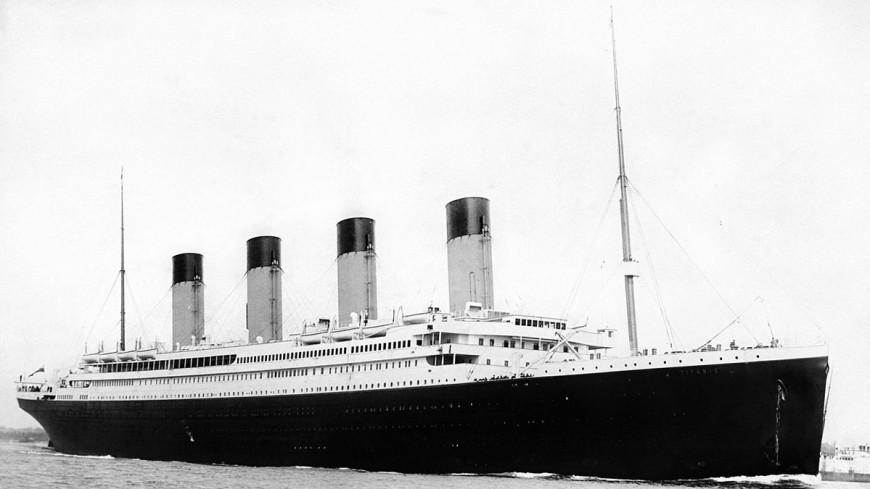 Корпус копии легендарного «Титаника» построили в Китае