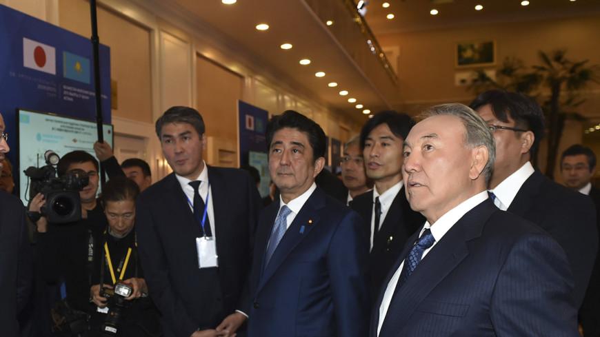 Япония заинтересовалась строительством АЭС в Казахстане