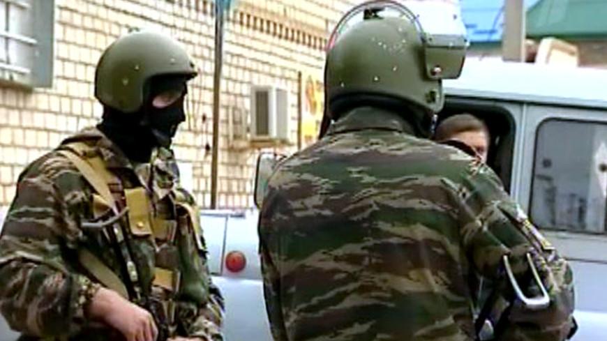 Захвативший заложников боевик ликвидирован в Дагестане
