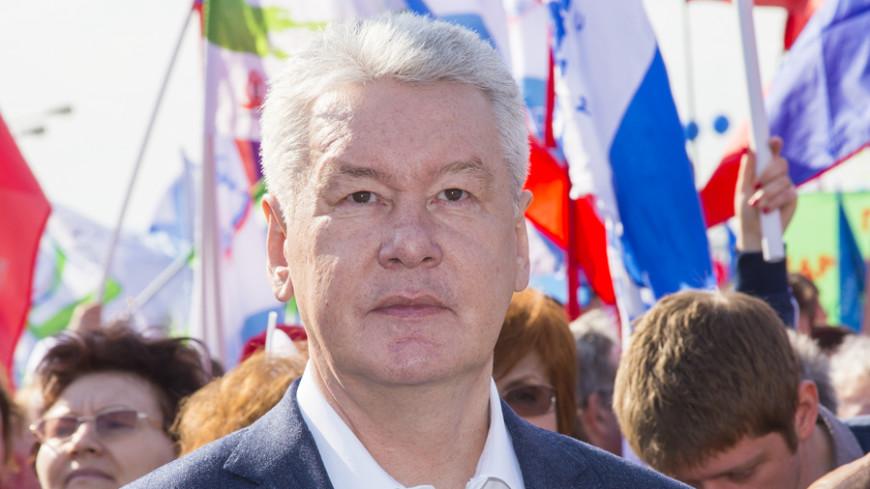 Мэр Москвы получил премию «Коммерсант года»