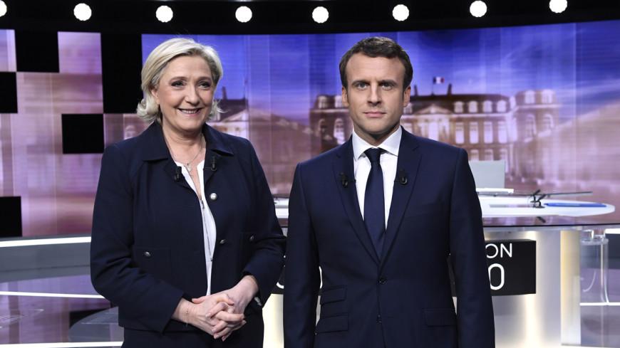 Ле Пен против Макрона - за кого проголосует Франция?