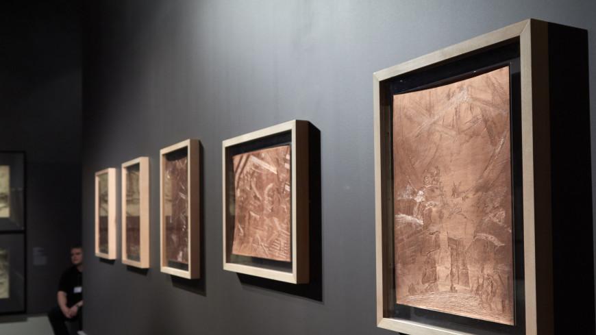 В Москве открылась выставка гравюр Гойи и Дали