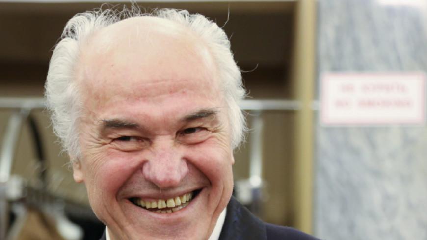 Композитор Евгений Дога отмечает 80-летний юбилей