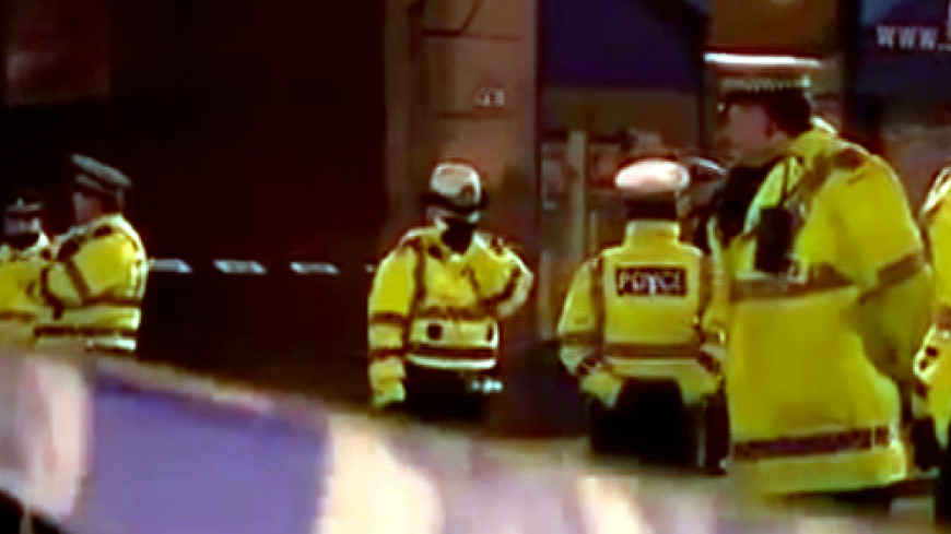 Мобильный телефон стал причиной эвакуации британского парламента
