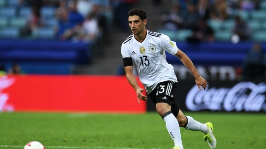 Германия начала Кубок конфедераций с победы
