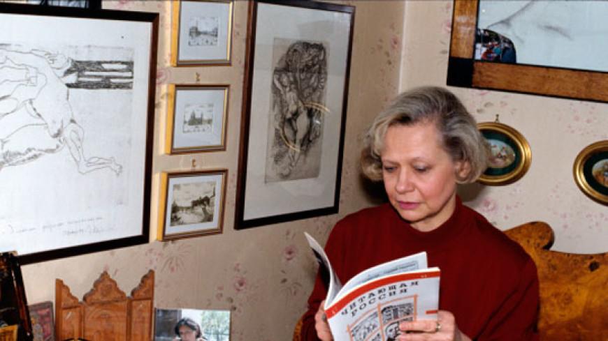 Внучку Хрущева похоронят во вторник на Троекуровском кладбище